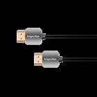 HDMI káble a rozbočovače